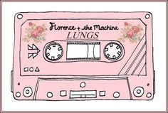 Florence and the Machine Lungs.