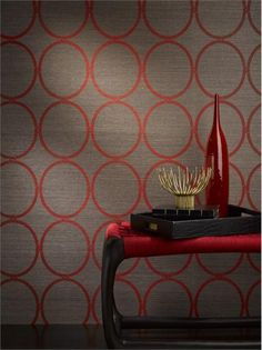 Contemporary Wallpaper from Phillip Jeffries, Model: 5634
