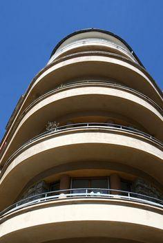 Fisheye-le-Ficanas: Immeuble