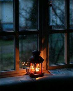 light, window, and rain kép