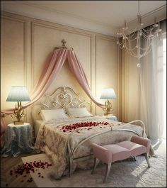 Bedroom Romantic Style Decorating Best Bedroom Colors For Romance Married Bedroom Ideas Romantic Bedroom Ideas For Romantic Moments Decor. Bedroom Design For Teen Girls, Teen Bedroom Designs, Teen Girl Bedrooms, Bedroom Ideas, Bedroom Themes, Girl Rooms, Bedroom Makeovers, Minimalist Christmas Decor, Home Bedroom