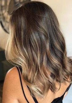 Brown Hair Balayage, Brown Hair With Highlights, Brown Blonde Hair, Light Brown Hair, Hair Color Balayage, Brown Hair Colors, Golden Blonde, Brunette Balayage Hair Short, Golden Brown