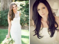 20 Long & Loose Wedding Hairstyles | SouthBound Bride
