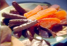 Get this all-star, easy-to-follow Candied Grapefruit Peels recipe from Chocolate with Jacques Torres.