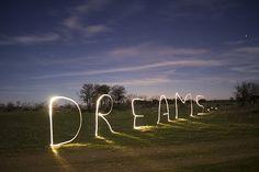 Dreams, dreams, dreams...