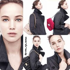 JENNIFER LAWRENCE for MISS DIOR AUTUMN/WINTER 2013 LOOKBOOK#jenniferlawrence #missdior #dior #autumn #winter #christiandior #thehungergames #blonde #bag #style #fashion #instastyle #instafashion #beautiful #ootd #hot #satchel #clutch #inspiration #fashionista #fashionicon  #styleicon #perfection #celebrity #streetstyle #hipster #streetfashion #classy #love #weheartit... - Celebrity Fashion