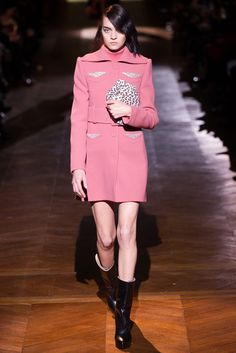 Carven Fall 2014 Ready-to-Wear Fashion Show - Magda Laguinge