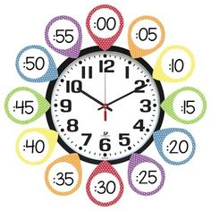 Clock labels perfect to add to your classroom decor! These labels have a bright mini star background. If you love this freebie, take a look at my other Mini Star items for more decor for your room (special thanks to http://melstampz.blogspot.ca for her backgrounds).