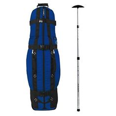 Club Glove Last Bag Collegiate Golf Travel Cover w Free Stiff Arm Royal >>> You can get more details by clicking on the image. Note: It's an affiliate link to Amazon