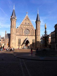Binnenhof in The Hague!!!