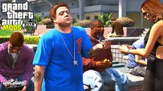 Gta 5 Mods, Chef Jackets, College, Youtube, Graphics, Games, University, Graphic Design, Gaming