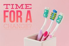 You should replace your child's toothbrush every three months. When choosing the best toothbrush for your child make sure that the toothbrush is the right size for your child and that the handle fits in their hand and the head should easily fit in their mouth. Make sure that you buy a toothbrush with soft rounded bristles and always check for the ADA seal of approval. - Kids and teens Dental Place | Pearland TX | http://ift.tt/1OuPhGO