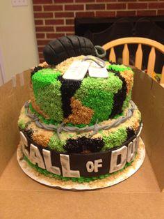 Call Of Duty Cake Recipe : recipe, Cakes, Ideas, Duty,, Cakes,