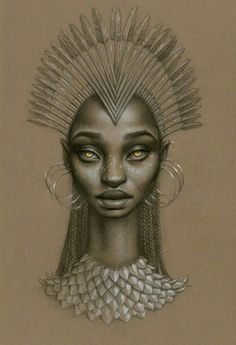 Artist Sarah Golish is Amazing...