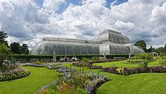 Kew Royal Botanic Gardens in London #London #stepbystep