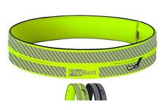 FlipBelt Reflective Edition - The patented high visibility reflective running belt to secure your items and keep you safe while running! 360 degree reflective Moisture wicking micropoly lycra Internally secured key hook Machine wash and dry Running Pouch, Running Belt, Waist Pouch, Belt Pouch, Flip Belt, Running Accessories, Fitness Accessories, Workout Belt, Shops