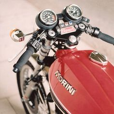 "Moto Morini ""3 1/2"" Sport. Great bike!"