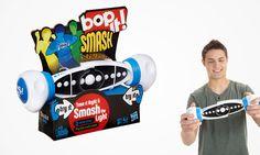 Bop It! Smash designed for Hasbro Gaming by StudioHDD