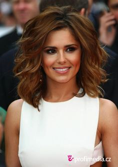Cheryl Cole  ---like the hair alot!!!