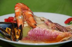 Godt og Sunt: Bouillabaisse, Fiskesuppe fra Provence