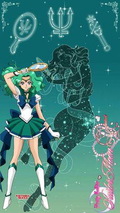 Watch Sailor Moon, Sailor Moon Art, Sailor Moon Crystal, Sailor Neptune, Sailor Uranus, Saylor Moon, Princesa Serenity, Strange Events, Sailor Moon Wallpaper