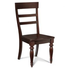 Intercon Bridgeport Espresso Solid Birch Side Chairs (Set of 2) - Overstock™ Shopping - Great Deals on New Brand Dining Chairs