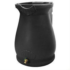 Rain Wizard Urn 65-Gal. Rain Barrel