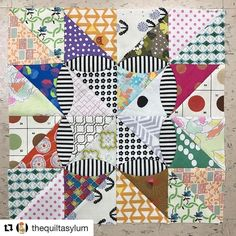 Introducing Delilah @thequiltasylum style #delilahquilt