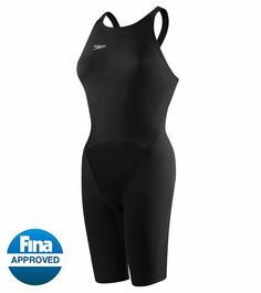 d283375149020 Speedo Powerplus Youth Kneeskin Tech Suit Swimsuit at SwimOutlet.com - The  Web s most popular swim shop