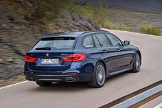 Videos: 2017 BMW 5 Series Touring - Design and Driving Scenes - http://www.bmwblog.com/2017/02/01/videos-2017-bmw-5-series-touring-design-driving-scenes/