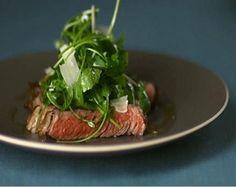 Heston Blumenthal's perfect steak recipe.
