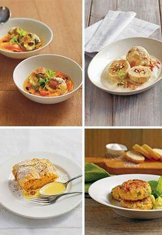 Das Beste aus Bayerns Küchen - Klöße, Apfelstrudel und Co