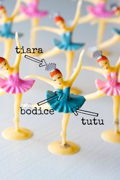 Turn vintage ballerina cupcake toppers into Swan Lake inspired characters. Ballerina Cupcakes, Fairy Cupcakes, Lake Cake, Fairy Birthday Cake, Vintage Ballerina, Autumn Fairy, Ol Days, Rainy Days, Swan Lake