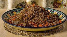 Рецепт такой гречки покорил весь мир! Вкуснотища необыкновенная! — Жизнь под Лампой!