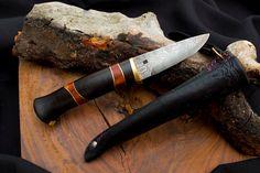 Black Mamba hunting knife