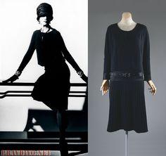 The Little Black Dress, Chanel, Vogue, 1926
