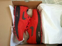 Air Max Pimento Red