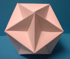 How to make a Great Dodecahedron