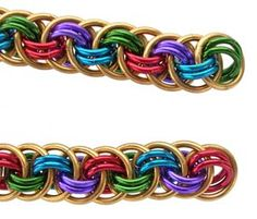 Learn a Weave - Orbital Vipera Berus - Beadsisters - links to instructions