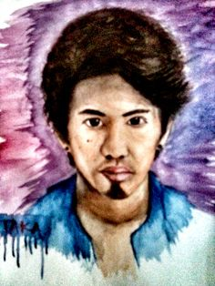 Taka One Ok Rock, water color