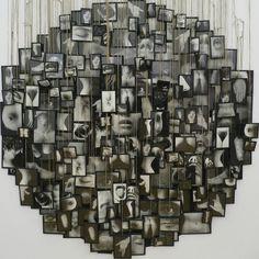 Annette Messager Art Installation by evangelina
