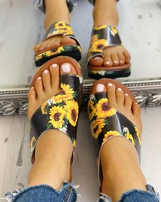 Toe Ring Cut Out Design Casual Sandals Shop- Women's Best Online Shopping - Offering Huge Discounts on Dresses, Lingerie , Jumpsuits , Swimwear, Tops and More. Flat Sandals, Strap Sandals, Wedge Heels, Shoes Sandals, High Heels, Fashion Sandals, Heeled Sandals, Dress Fashion, Leather Sandals