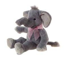 Charlie Bears BearHouse Greystoke Elephant - 2015
