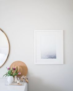 Breathe - limited edition wall art print by Minted artist Emily Denis.