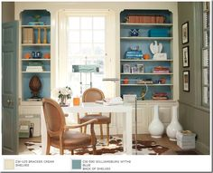 dorothy draper paint | ... the Dorothy Draper style chest to the black and white coats of arms