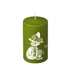 Moomin candle