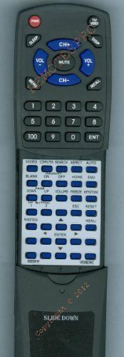 VIEWSONIC Replacement Remote Control for A00008181, PJ758, PJ759, PJ760 by Redi-Remote. $41.71. This is a custom built replacement remote made by Redi Remote for the VIEWSONIC remote control number A00008181. *This is NOT an original  remote control. It is a custom replacement remote made by Redi-Remote*  This remote control is specifically designed to be compatible with the following models of VIEWSONIC units:   A00008181, PJ758, PJ759, PJ760  *If you have any ...