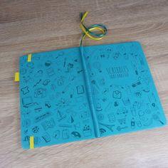 Test carnet : Scribbles That Matter - A5 - dot - couverture rigide - #- #: #A5 #carnet #couverture #dot #Matter #rigide #Scribbles #Test #That Kerry Underwood, Scribble, Bujo, Addiction, Dots, Notebook, Map, Bullet Journals, Voici