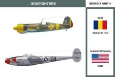 Dogfighters Series 3 Part vs Lockheed Lightning An of the Romanian Air Force and a Lockheed Lightning of the USAAF Dogfighters Series 3 Part 4 Military Aircraft, Military Weapons, Lockheed P 38 Lightning, Fighter Aircraft, Series 3, Military Vehicles, Air Force, Aviation, Helicopters