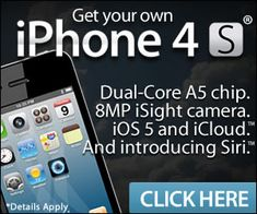 get iphone 4s free. get a chance to win Iphone 4S without having to buy. Click the link below and enter your email.